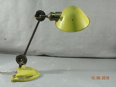 Edon Articulated Industrial Task Lamp Light Compression Joint OC White Era