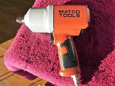 "Matco *near Mint!* Mt1769A ""super Duty"" Impact Wrench!  Huge 1100 Ft/lbs Torque!"