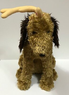 """Universal Studios The Movie How Grinch Stole Christmas 20"""" Max Dog Plush 2000"""