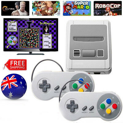 621 Games in 1 Classic Mini Game Console For NES Retro TV HDMI Gamepad Nin-tendo