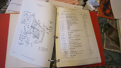 TELEX Singer service instructions and parts list 16mm projector 2200 series XL