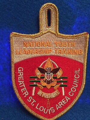 (nct) Boy Scouts -   N.Y.L.T.  patch, Greater St. Louis Area Council