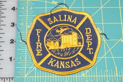 Salina Kansas Fire Department Patch (825)
