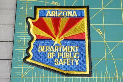 Arizona Department Of Public Safety Patch (1001)