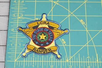 LCRA The State Of Texas Ranger Patch (0036)