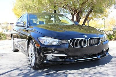 2012 BMW 3-Series luxury 2012 bmw 328i