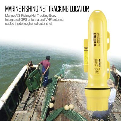 Matsutec Double Waterproof 12nm Marine AIS Fishing Net Tracking Buoy LocatorPG