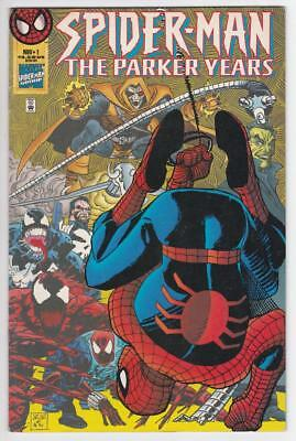 Spider-Man The Parker Years #1  - Marvel - 1995