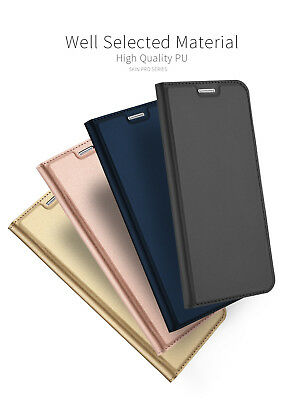 Luxury Genuine Real Leather Case Cover For Samsung Galaxy S8 S9 Plus S7 S6 Edge
