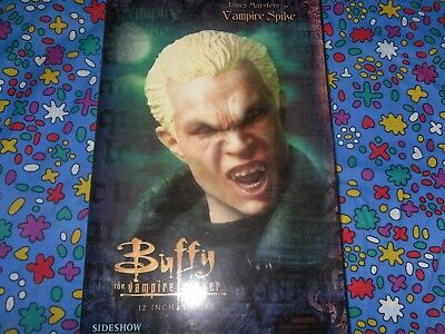 """Buffy Sideshow Vampire Spike 12"""" EXCLUSIVE"""