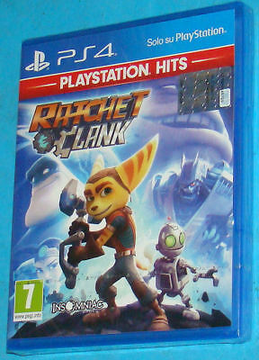 Ratchet & Clank - Sony Playstation 4 PS4 - PAL New Nuovo Sealed