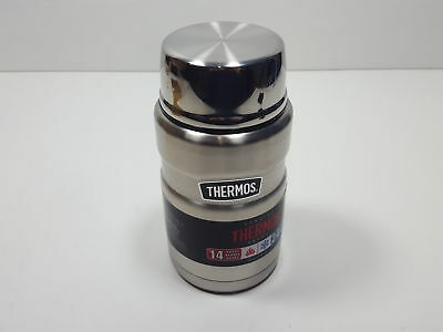 Thermos Stainless King 24 Ounce Food Jar, Stainless Steel (H198188)