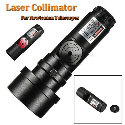 1.25'' Laser Collimator 2'' Adaptor 7 Bright Level Kit for Newtonian Telescopes