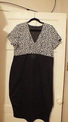 New Look Maternity Dress,size 16