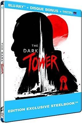 Blu Ray : La tour sombre / The Dark Tower - Ed Steelbook - NEUF