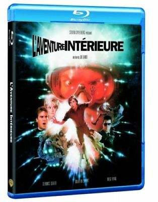 Blu Ray : L'aventure intérieure - NEUF