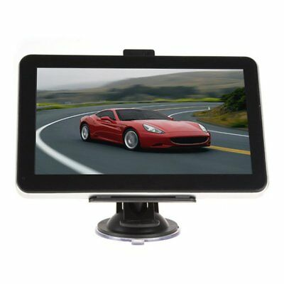 7 inch Vehicles Car GPS Navigation 8G ROM Navigator Europe Maps with SunshadePG
