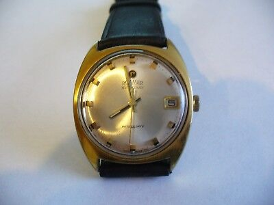 TOP Roamer Herrenuhr Stingray roto44date automatic Suiss made