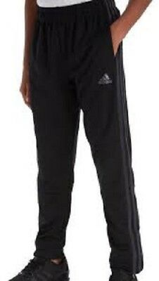 boys adidas joggers essentials Climalite tiro track pants girls 15-16 years