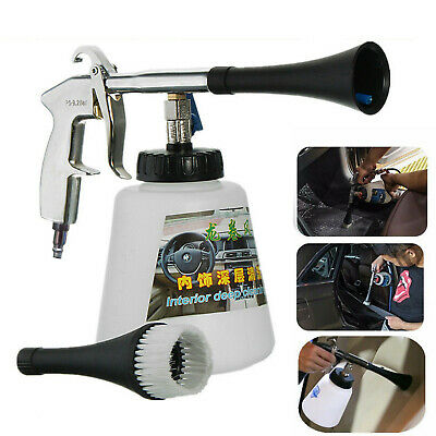 Air Pulse High Pressure Car Cleaning Gun Surface Interior Exterior Cleaner Tool