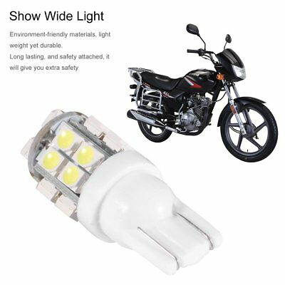 Car Auto T10 W5W 194 LED Wedge Side Lights Show Wide Light with 20pcs 3528 SMD~#