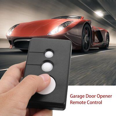 Small Size 3 Keys 390MHz Garage Door Remote Opener Suitable For SearsPG