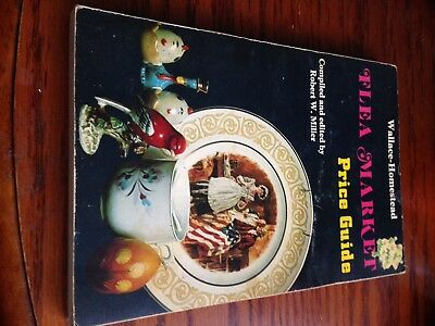 Flea Market Price Guide Wallace Homestead Paperback 1978