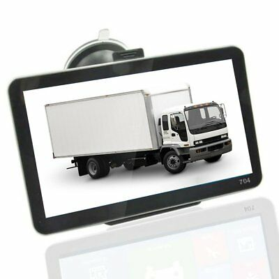 7 Inch GPS Navigation TFT LCD Display GPS Car Truck Navigator Vehicle SAT NAVPG