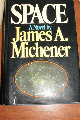 Space by Michener, James (1982) Hardcover/dustjacket