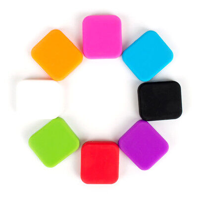 accessories silicone Lens protective cover cap for  Hero 7 6 5 Black LS