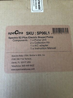 Spectra Baby USA S2 Breast Pump Electric