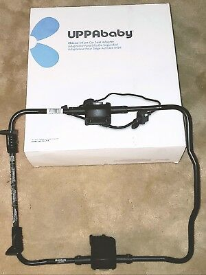 UPPAbaby Vista Infant Car Seat Adapter for Chicco EUC w/box