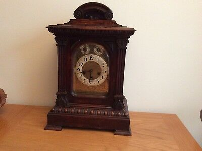 Antique Junghans Mantel/Bracket Clock