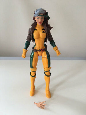 Marvel Legends 6in Rogue X-Men Juggernaut BAF Series Hasbro 2016 New Loose NR