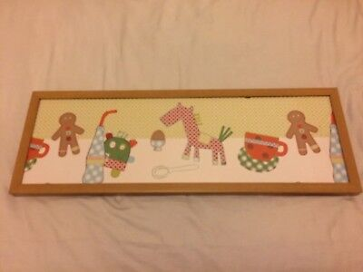 Mamas And Papas Gingerbread Theme Picture For Nursery