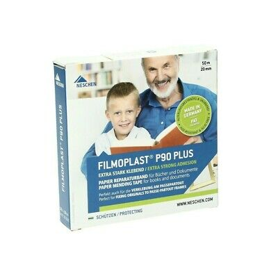 Neschen Filmoplast P90 Plus Paper Repair Tape