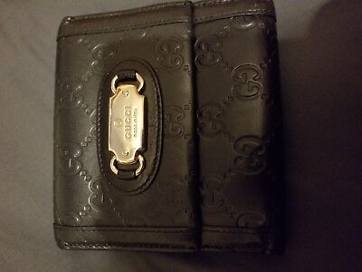 2ec5fa7b615d AUTHENTIC INTERLOCKED GG'S gucci women wallet with number - $200.00 |  PicClick