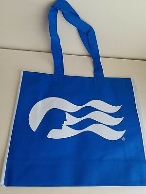 Princess Cruise Line Blue Tote Bag Beach Carry All Brand New