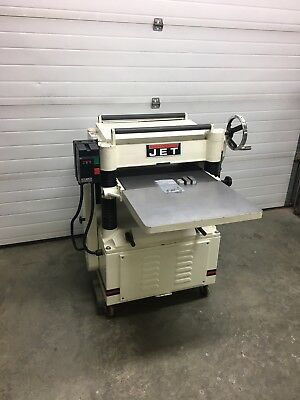 "Jet JWP-208HH 20"" Planer With Helical Head"