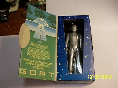 "METAL COLLECTABLE ""GORT"" from the movie THE DAY THE EARTH STOOD STILL"