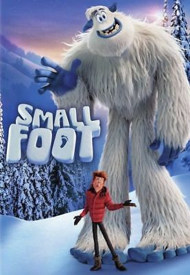 Smallfoot Small Foot 2018 (DVD)