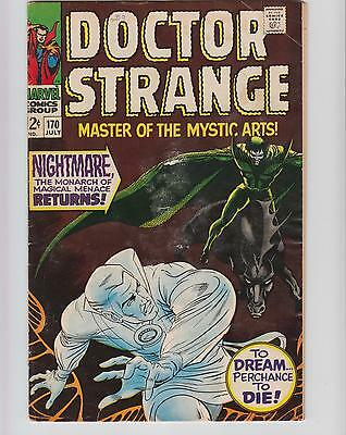 Doctor Strange #170, Marvel Comics