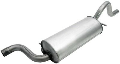 Exhaust Muffler Assembly-Quiet-Flow SS Muffler Assembly Walker 55559