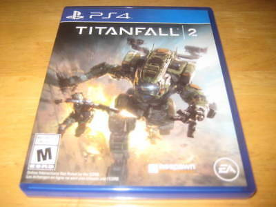 Titanfall 2 PS4, PlayStation 4 - Brand New, Not Sealed