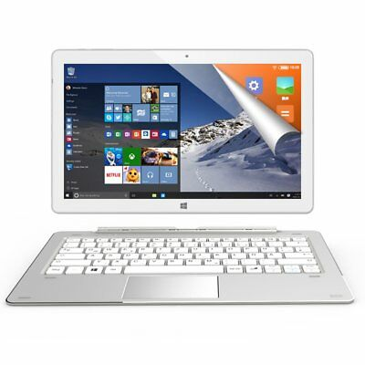 ALLDOCUBE 10.1'' 2-in-1 Tablet PC Laptop 4GB 64GB Intel Windows 10 Android5.1 AW