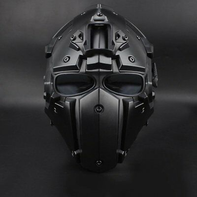 WoSporT Styleish  Tactics Durable Outdoor Riding Helmet Masks Hel DY