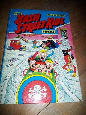 """The Bash Street Kids """"From the Beano"""" 1990"""