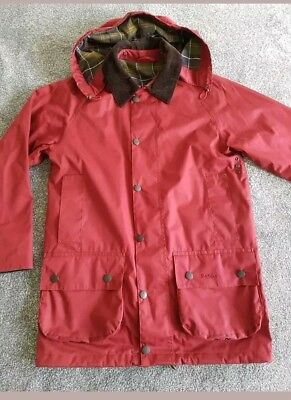 Barbour Beaufort Jacket. Immaculate. Size Small