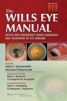 |e-Version| The Wills Eye Manual 6th Ed by Gerstenblith & Rabinowitz