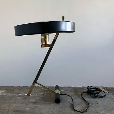 Original 1950s Louis Kalff Philips Table Lamp